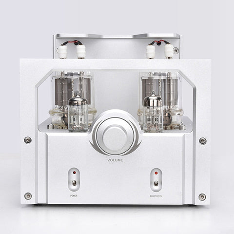 IWISTAO Tube Amplifier 2X10W Power Stage 6N3 Preamp Single-end Class A Bluetooth 5.0