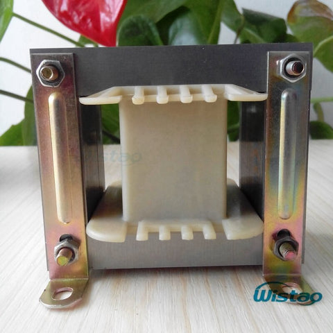 86 EI Transformers L-type Mounting Bracket Transformers Accessories Clip Color Zinc Plating