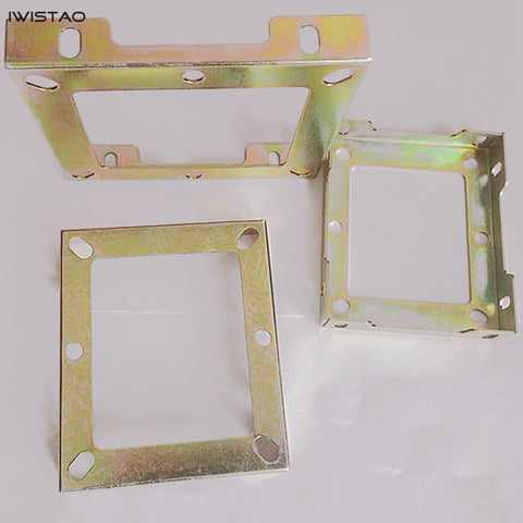 IWISTAO Transformer Bracket Plating Color Zinc High quality British Style 86 Plate