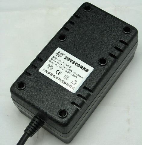AC To AC Inverter AC100V-120V 50/60Hz To AC 220V-240V 100W Suitable for 220v HIFI Amplifier or Other Appliances