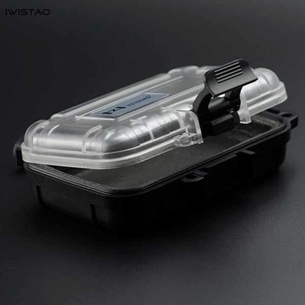 Headphone Case Waterproof Anti-fall Digital Storage Box Audio