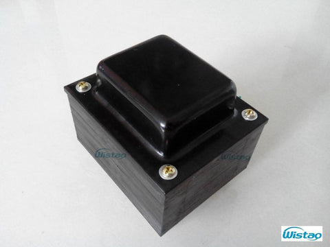 IWISTAO 105W Tube Amp Power transformer 300VX2 6.3VX1 5VX1 3.15VX2 Silicon Steel Sheets