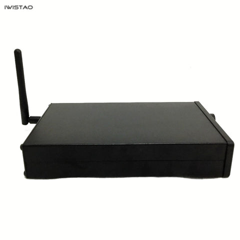 IWISTAO 12AU7 Tube Bluetooth 5.0  Decoder CSR8675 ES9018 Hardware Decoding Tube Buffer APT-X HD