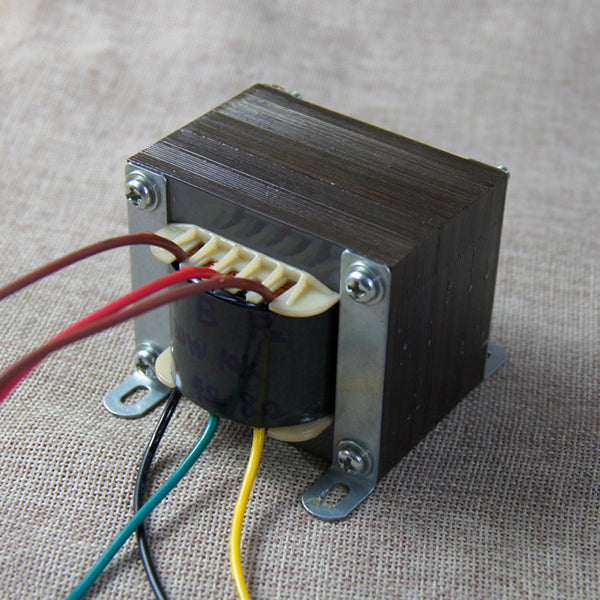IWISTAO 20W Tube Amplifier Output Transformer Pull-Push Z11 Silicon Steel Horizontal Installation