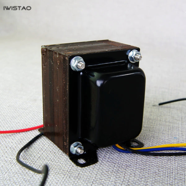 IWISTAO 7W Output Transformer Tube Amp Z11 Single-ended Silicon Steel Audio for FU7/300B/6P3P/KT88