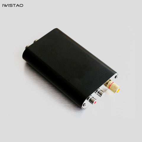 IWISTAO Dedicated MM Phono Preamplifier Phonograph Amplifier LP for Audio Technica Moving Magnetic Pickup