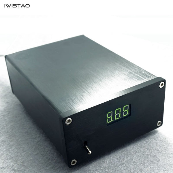 IWISTAO HIFI DC Linear Power Supply AC220V for DAC Sound Card Replace Switch Power Supply