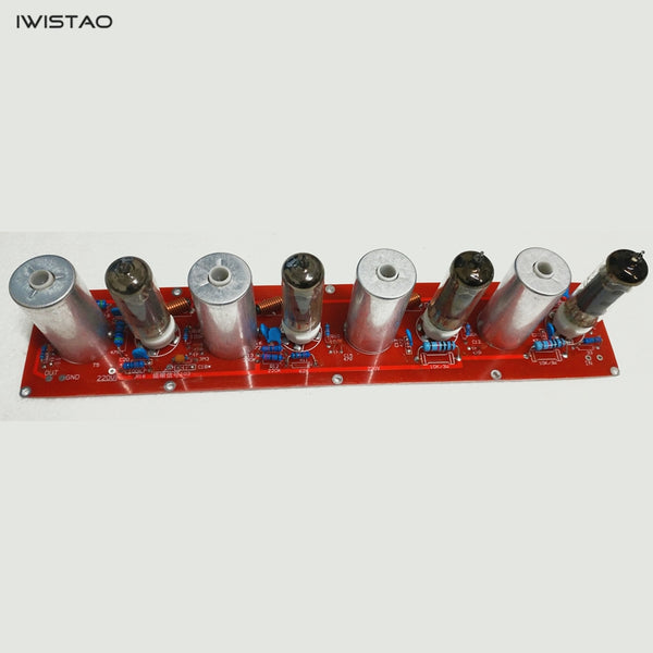 IWISTAO Intermediate Frequency Amplification Finished PCBA 4 Mid Cycle Inductance HIFI Audio DIY