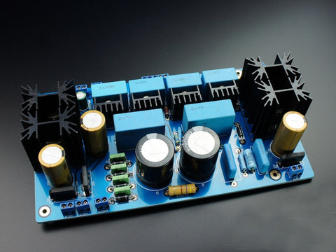 IWISTAO Regulators Power Supply PCBA Board Kit for Tube MM/MC Phono Preamplifier (WMMTV-TGA31-MB) Audio HIFI DIY