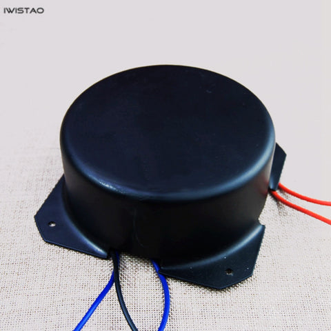 IWISTAO Toroidal Transformer 100W Dual 18V Fill Glue Shield Cover Import Core for HIFI Amp