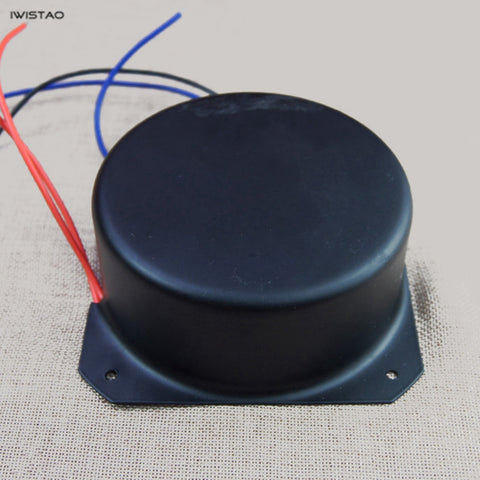 IWISTAO Toroidal Transformer 150W Dual 18 to 28V Fill Glue Shield Cover Import Core for HIFI Amp