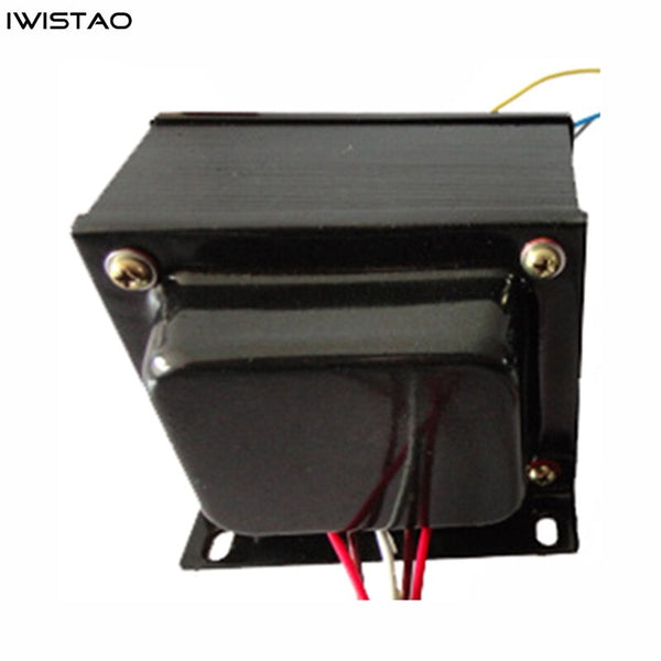 IWISTAO Tube Amplifier Output Transformer 1pc Pull-Push 50W Z11 Annealed Silicon Steel EI for Tube KT88  Amp HIFI DIY