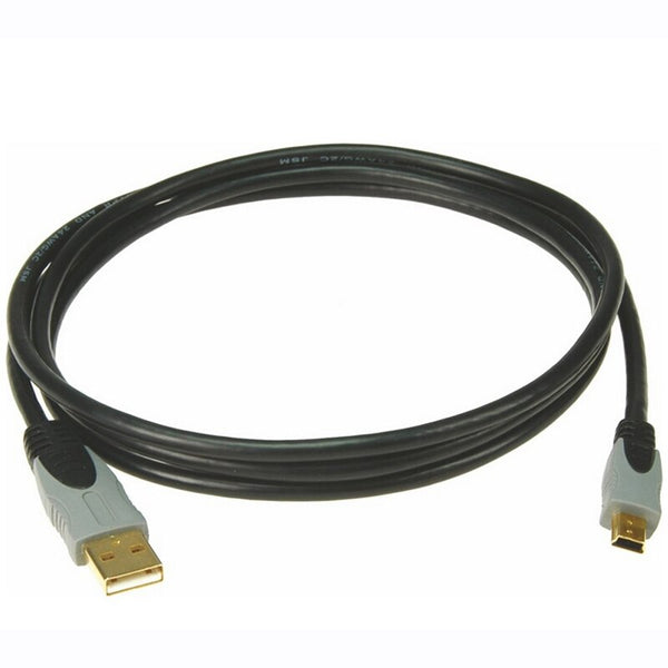 IWISTAO USB 2.0 Cable A Male to Mini B High-Speed Extension for Computer DAC U Disk