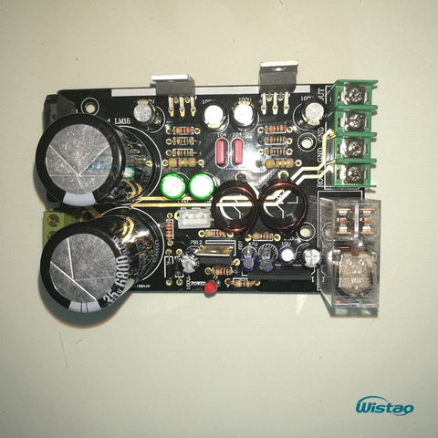 IWISTAO LM1875 Amplifier Finished Board with Protection Circuit Dual 12V to 22V No Including Heat Sink HIFI Audio DIY
