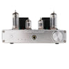 HIFI Single-ended Class A Power Tube Amplifier Headphone Amplifier MCU Control PHONO/RCA Input Desktop 2X2.5W TUBE-P1