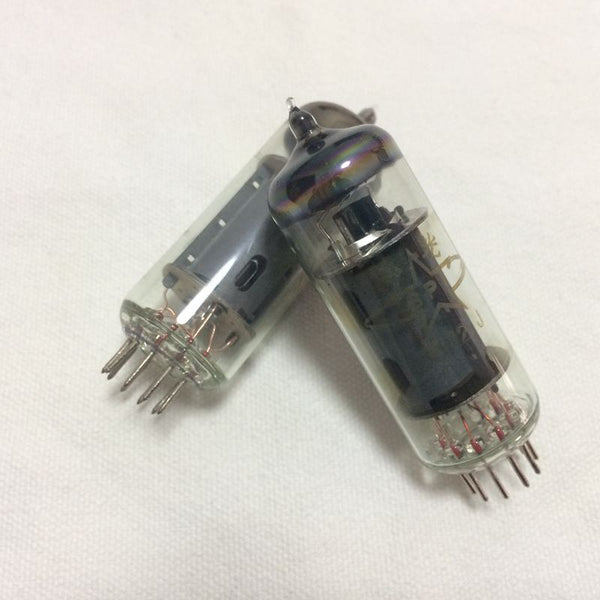 Tube 6P1 J Military Grade 2pcs/Lot Inventory Product for HIFI Tube Amplifier High Reliability