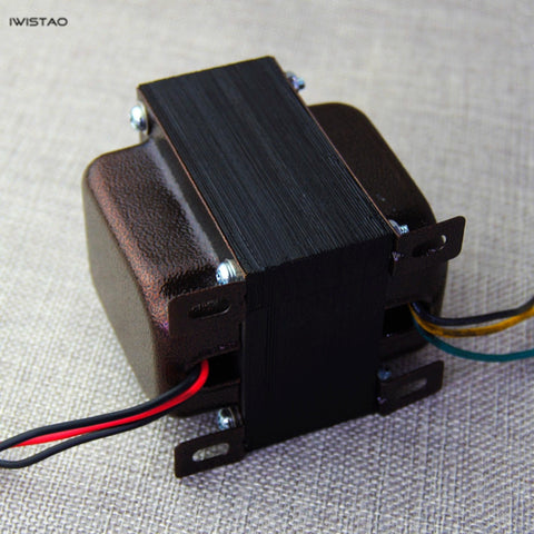 IWISTAO Tube Amplifier Output Transformer 30W Pull-Push Z11 EI For Pull-push Tube Amp No Linear Tap