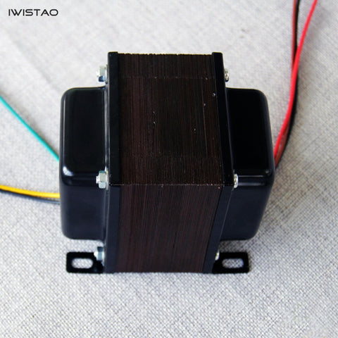 IWISTAO Tube Amplifier Output Transformer 50W Pull-Push Z11 For Pull-push Tube Amp HIFI DIY