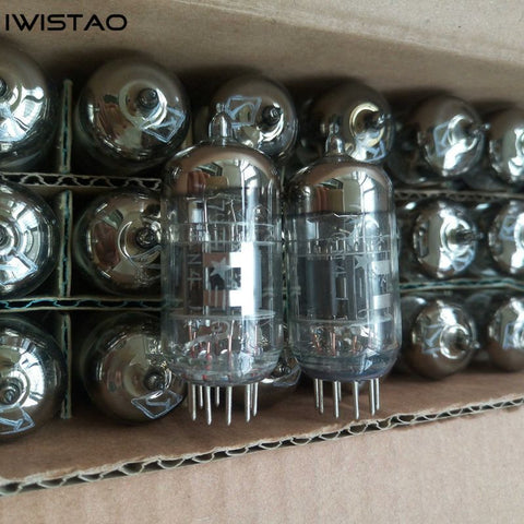Vacuum Tube 6N4 1pc Inventory Product for Tube Amp Replacement ECC83 12AX7 High Reliability