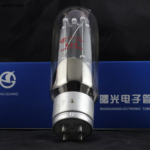 Shuguang Vacuum Tube 845 For Tube Amplifier Replace UV-845 High Quality HIFI Audio