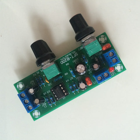 IWISTAO Low-pass Filter Finished Board Subwoofer Crossover Board Deep Bass