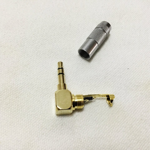 3.5mm Right-angle Headphone Jack Pure Copper Oyaide Taiwan original For you DIY HIFI Top-Headphone Recording Cable