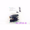 HIFI XLR Connector Female Black Shell Plating Gold-plated Contacts for 3-core Cable Neutrik HIFI Audio DIY