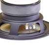 Mark HIFI 6.5 Inch Full Range Speaker Unit 1 Pair Metal Cone 8 Ohms 40-80W 89Db 41Hz-22KHz
