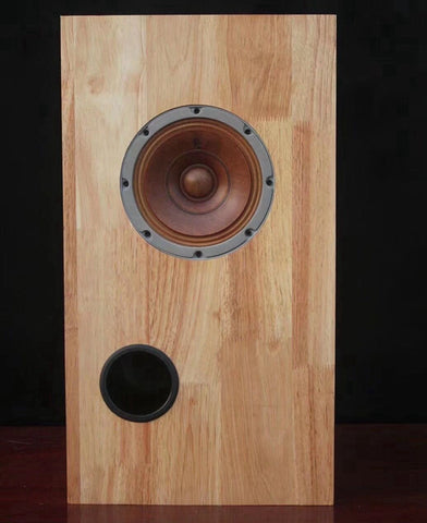 Customized Empty Speaker Cabinet Oak Wood Based On Your Drawing From 3 to 6.5 inches Speaker Units Price Negotiated