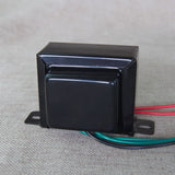 IWISTAO Power Transformer 9V-0V- 9V/1.21A EI 26W for Amplifier HIFI Audio DIY