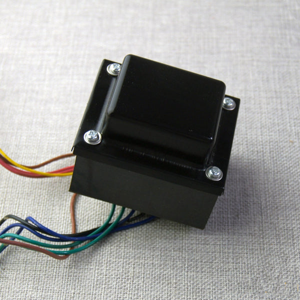 IWISTAO 70W Tube Amp Power Transformer EI Z11 Annealed Silicon Steel 220V/0.2A 3.15V/2A 6.3V/1A