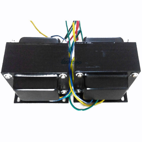 IWISTAO Tube Amplifier Transformer Kits Inventory 1pc 220W Power 2pcs Output Transformers for KT88