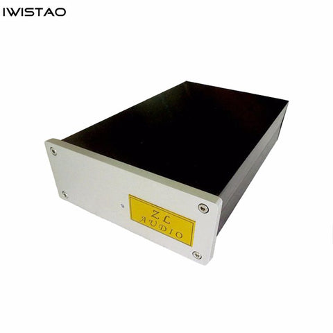 MM Phono Amplifier Turntables Phono Amp  OPA2111KP DUAL Circuit Attenuated RIAA HIFI Audio DIY 220V