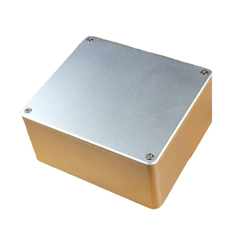 IWISTAO Transformer Cover 160X140X75 Blasting Whole Aluminum Output Transformer Covers