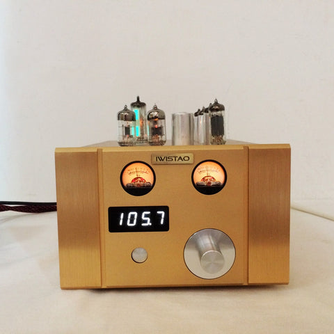 IWISTAO Finished Tube FM Stereo Radio Tuner