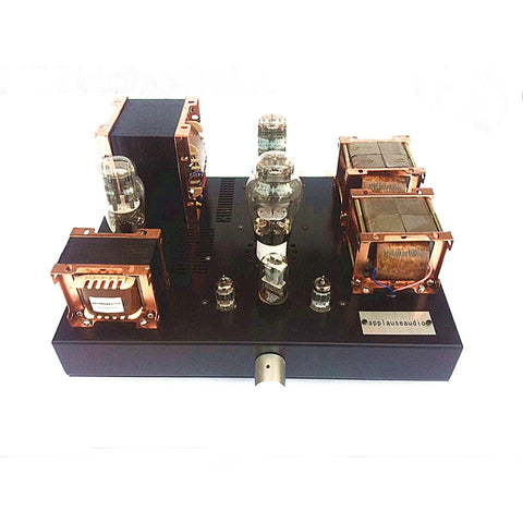 300B Single-ended Class A 2X8W Tube Amplifier British Amorphous 8C Advanced Core Output Transformer