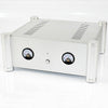IWISTAO HIFI Tube Amplifier Casing 315* 355 * 145mm Whole Aluminum Including VU Meter Sliver