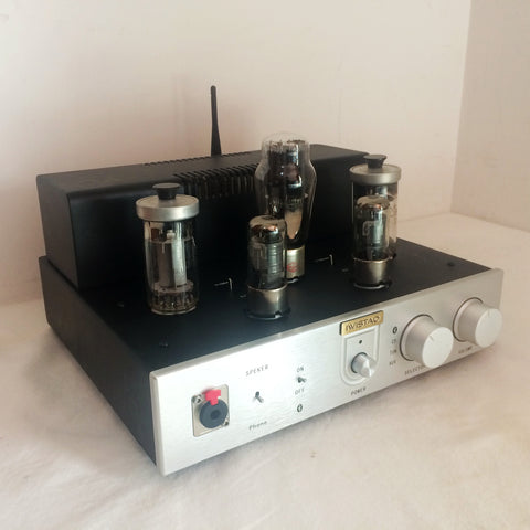 IWISTAO Bluetooth 4.0 Tube Amplifier FU50 Power Stage  2x12W Class A Signal-ended Headphone Amp HIFI