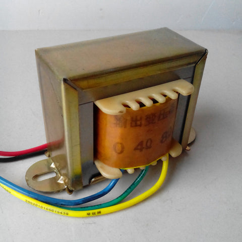 IWISTAO Tube Amplifier Output Transformer 5W Z11 Single-ended Silicon Steel EI  Audio HIFI DIY