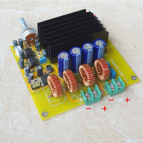 IWISTAO TAS5630 Amplifier Class D High-power Finished Board Mono 600W Subwoofer Full Range DIY