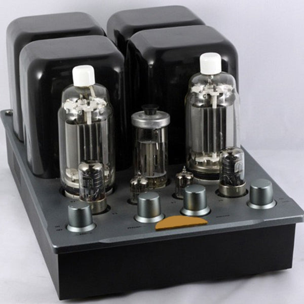813 Tube Amplifier 2X50W Dual Mono-block Integrated Tube Rectifier OTK6H1 & 6J4P Driving amplifier