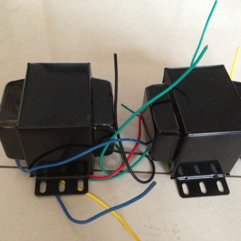 IWISTAO Tube Amp Transformer Kit for 6P3P EL34 Including 1pc 160W Power & 2pcs Output Transformers