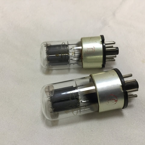 SHUGUANG 6N9P Vacuum Tube Military 2PCS/Lot for Tube Amplifier Replace 6SL7/VT229/6H8C