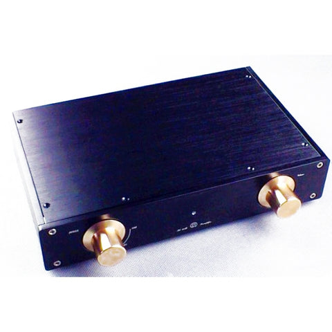 HIFI Preamplifier Stereo Adopt AD797 High-end Customized MBL6010 D Black Top-level Preamp