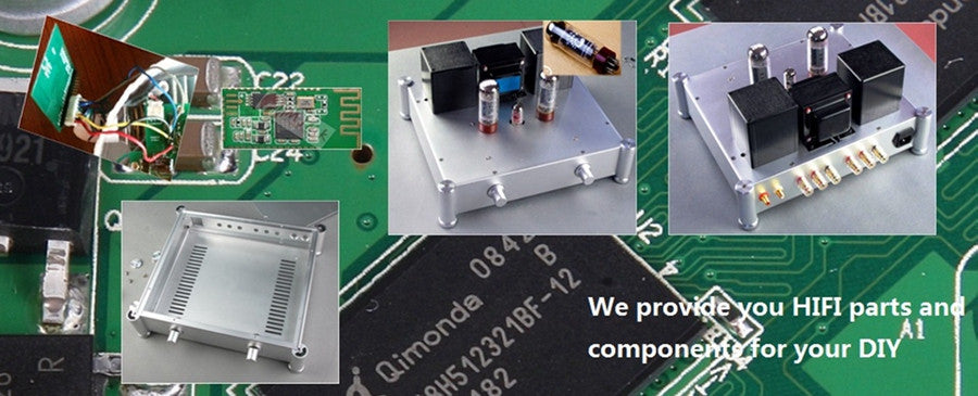 DIY Components and Parts