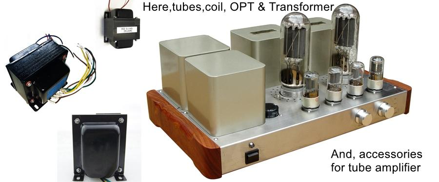 IWISTAO tubes, coil, OPT, Transformer