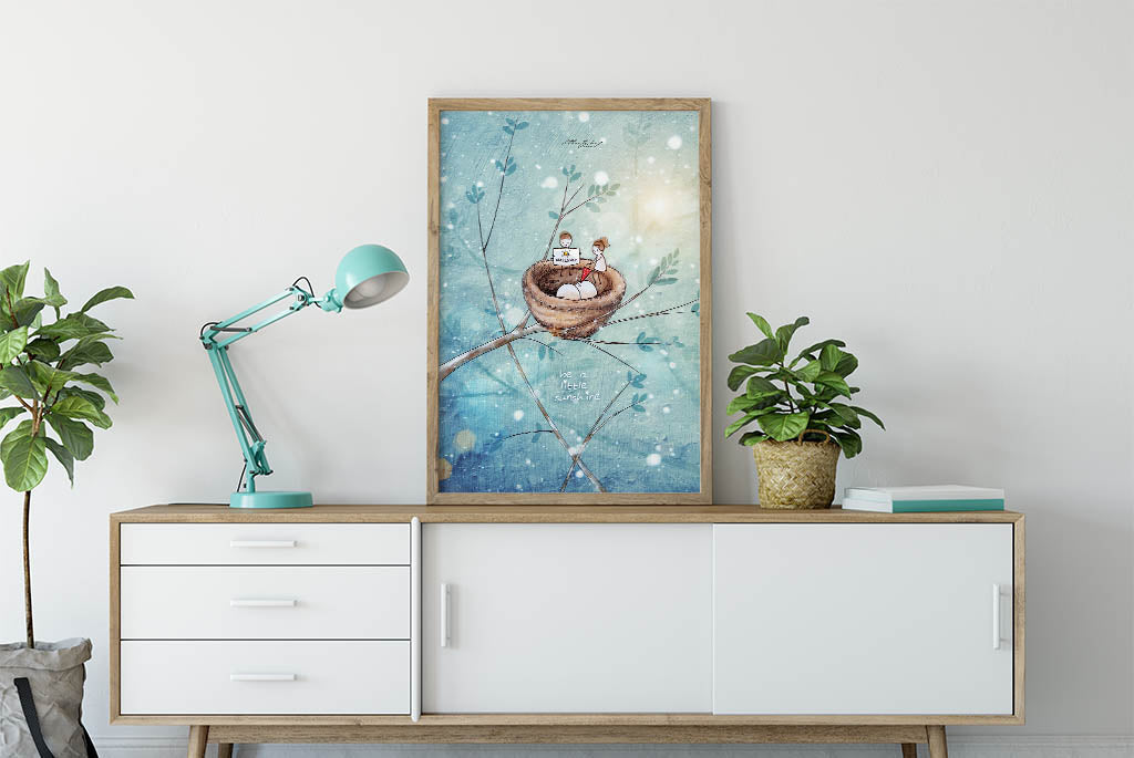 Art Prints - The way to transform your interiors.