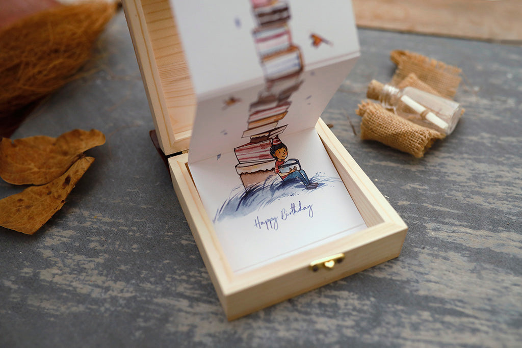 Unposted Letters | Wish in a Box | Birthday Wish | Limited Edition