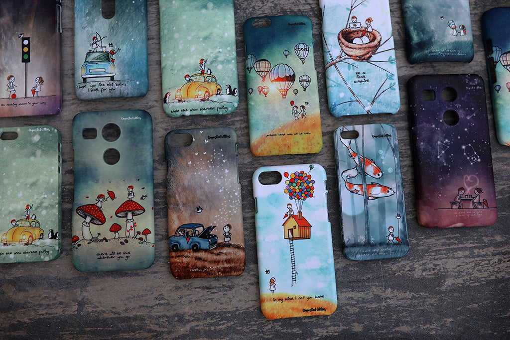 Phone Cases | Limited Edition | Unposted Letters