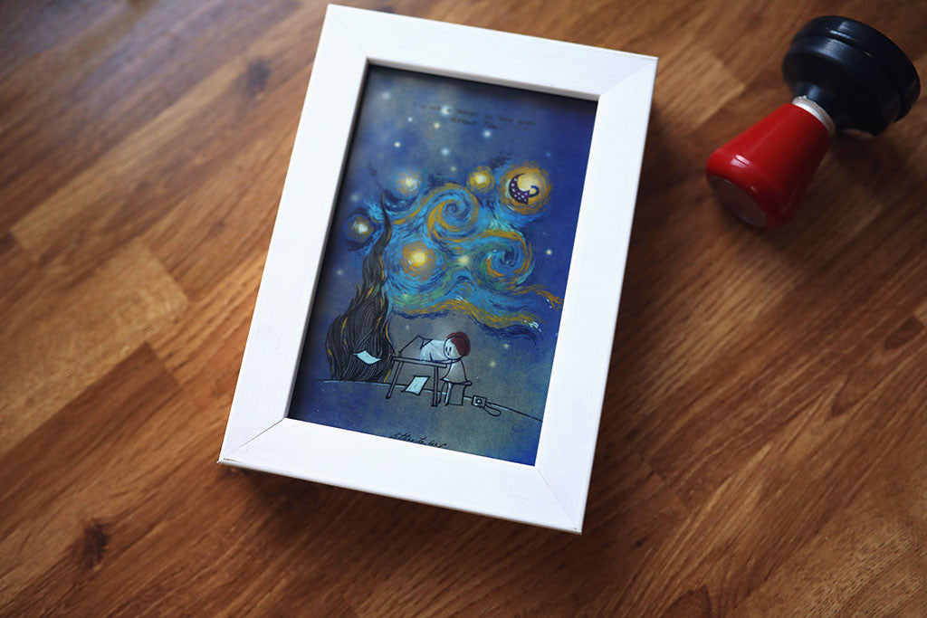 Mini Art - Van Gogh